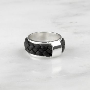 Leather Ring flipped