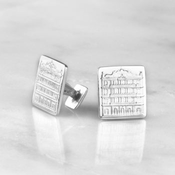 Partagas Factory Cufflinks