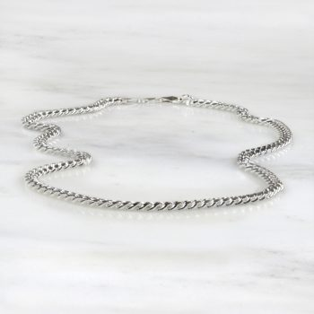 Thick Curb Necklace