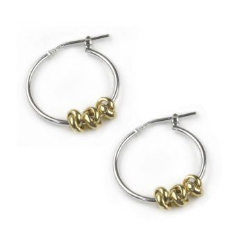 crossover ring gold ear 800